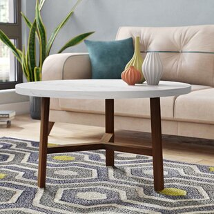 Marisela Round Coffee Table by Zipcode Design