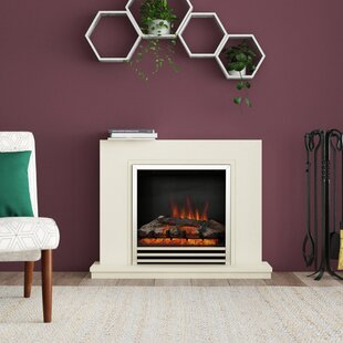 Colby Electric Fireplace By BeModern