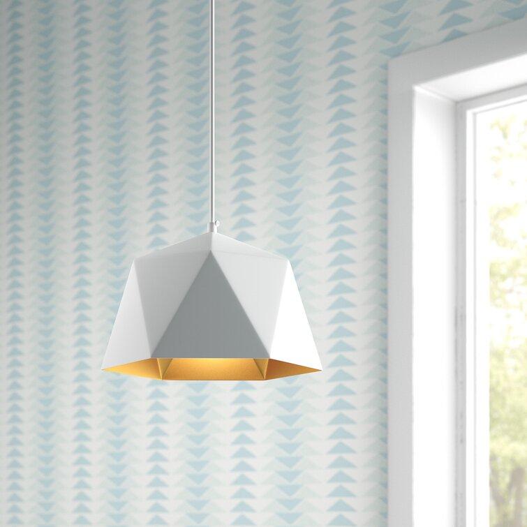 Neri 1 - Light Single Dome Pendant