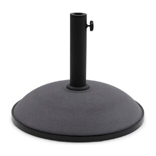 Concrete Freestanding Umbrella Base By Symple Stuff