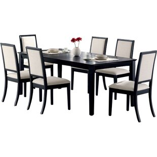 7 Piece Dining Set Infini Furnishings