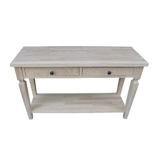 Briseno Console Table By Canora Grey