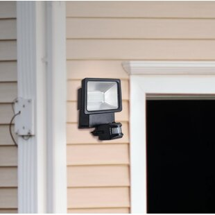 LED Outdoor Spotlight With Motion Sensor By Sol 72 Outdoor