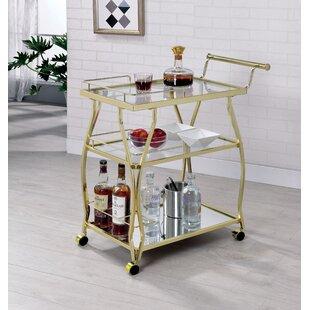 Koltunski Serving Cart By Orren Ellis