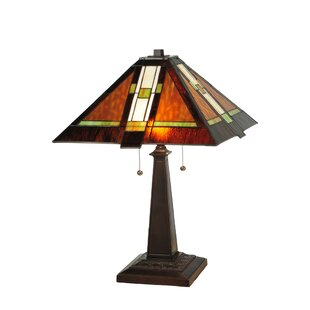 Montana Mission 24 Table Lamp