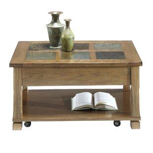 Rustic Ridge Coffee Table by Progressive Furniture Inc.
