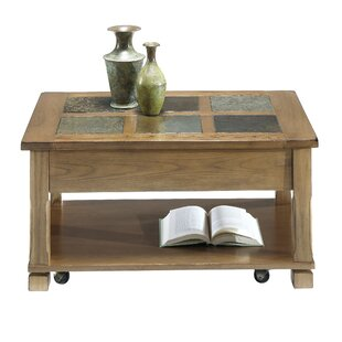 Best Deals Rustic Ridge Coffee Table by Progressive Furniture Inc. Reviews (2019) & Buyer's Guide