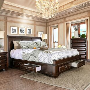 Benge Platform Bed by Darby Home Co