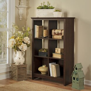Fralick 6 Cube Unit Bookcase by DarHome Co