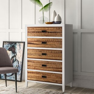 Bendigo 5 Drawer Chest