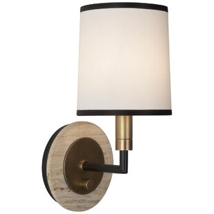 Order Axis 1-Light Armed Sconce By Robert Abbey