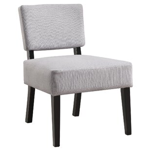 Ileana Slipper Chair by Ebern Designs