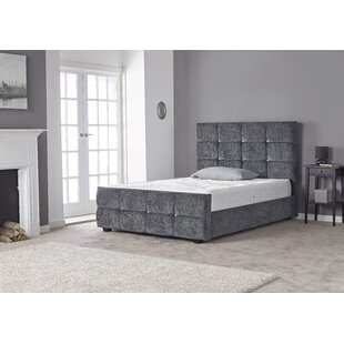 Darrell Upholstered Bed Frame By Willa Arlo Interiors