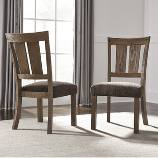 Etolin Upholstered Dining Chair (Set of 2)