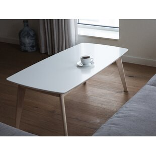 Santos Latte Coffee Table by Home Loft Concepts