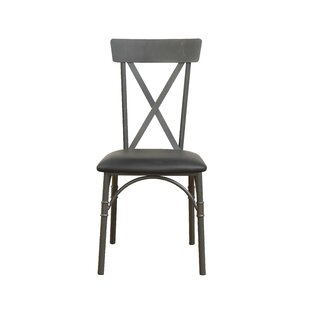 17 Stories Christofor Upholstered Dining Chair (Set of 2)