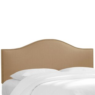 Franz Upholstered Panel Headboard by Charlton Home