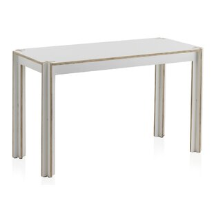 Lyceum 110cm W Writing Desk By Harriet Bee