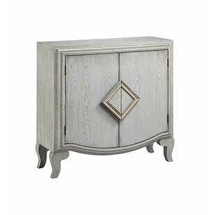Layne 2 Door Accent Cabinet by One Allium Way