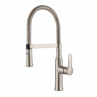 Nola Pull Down Single Handle Kitchen Faucet