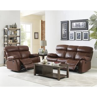 Where buy  Heyman Reclining Living Room Set by Red Barrel Studio Reviews (2019) & Buyer's Guide