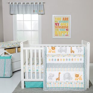 Great choice Vice 6 Piece Crib Bedding Set By Harriet Bee