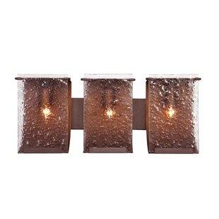 Bloomsbury Market Tinley Recycled 3-Light Bath Bar