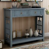 Nailwell 36 Console Table by Breakwater Bay
