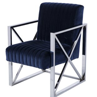 Check Prices Wixom Armchair with Ottoman by Orren Ellis Reviews (2019) & Buyer's Guide