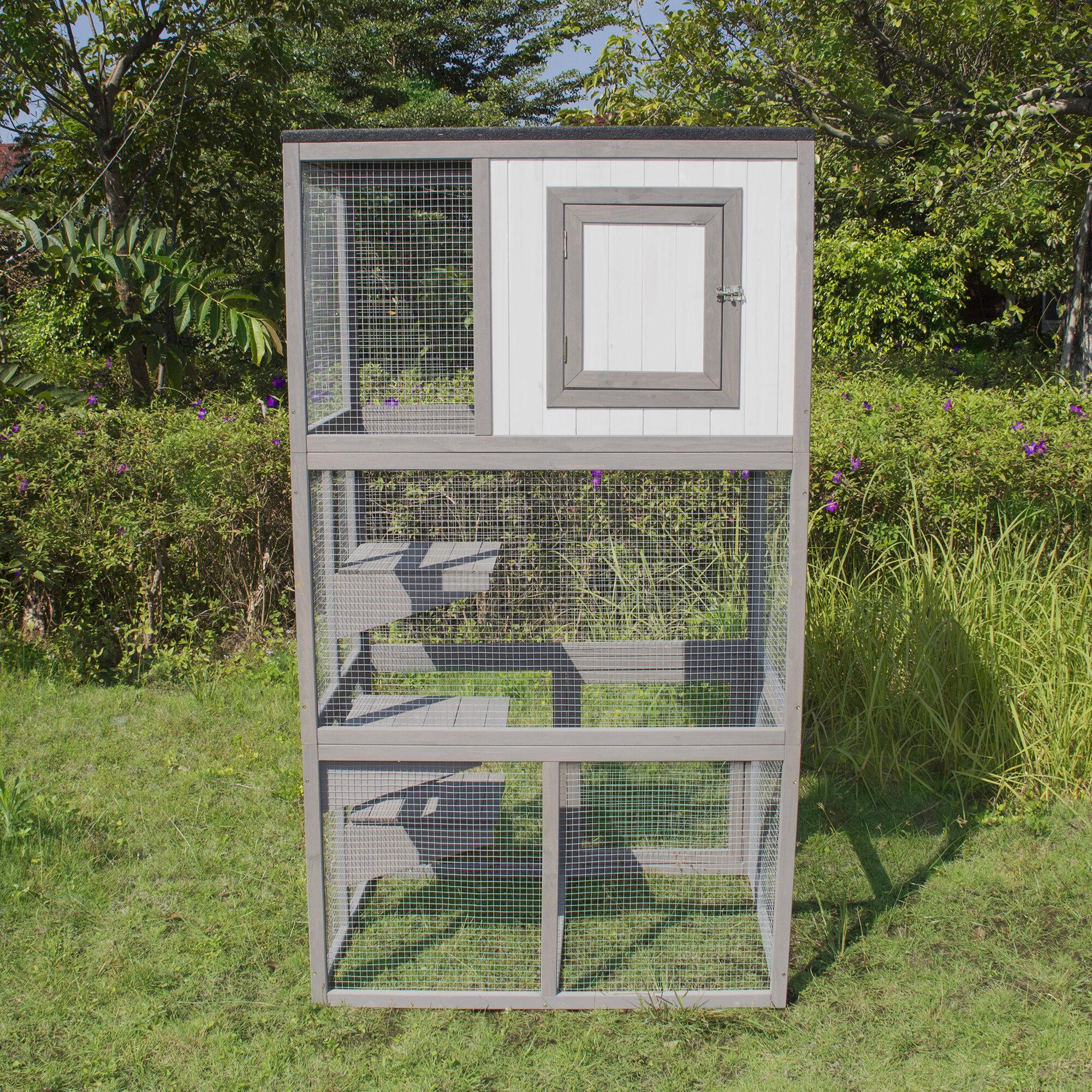 Cosper Outdoor Cat Cage