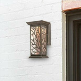Affordable Glenwillow 1-Light Outdoor Wall Lantern By Westinghouse Lighting