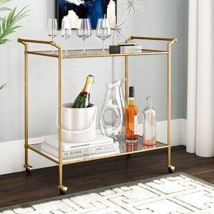 Brightwood Bar Cart by Willa Arlo Interiors