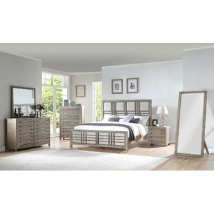 Thorson Panel Configurable Bedroom Set by Gracie Oaks
