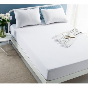 Alwyn Home Tencel Waterproof Mattress Protector