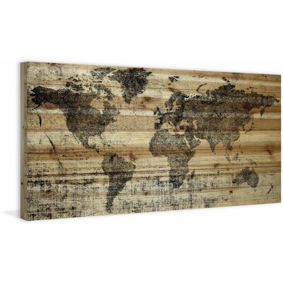 Rustic Wooden Wall Art You Ll Love In 2019 Wayfair