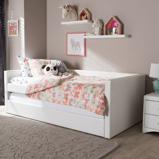 Baxton Bed with Trundle