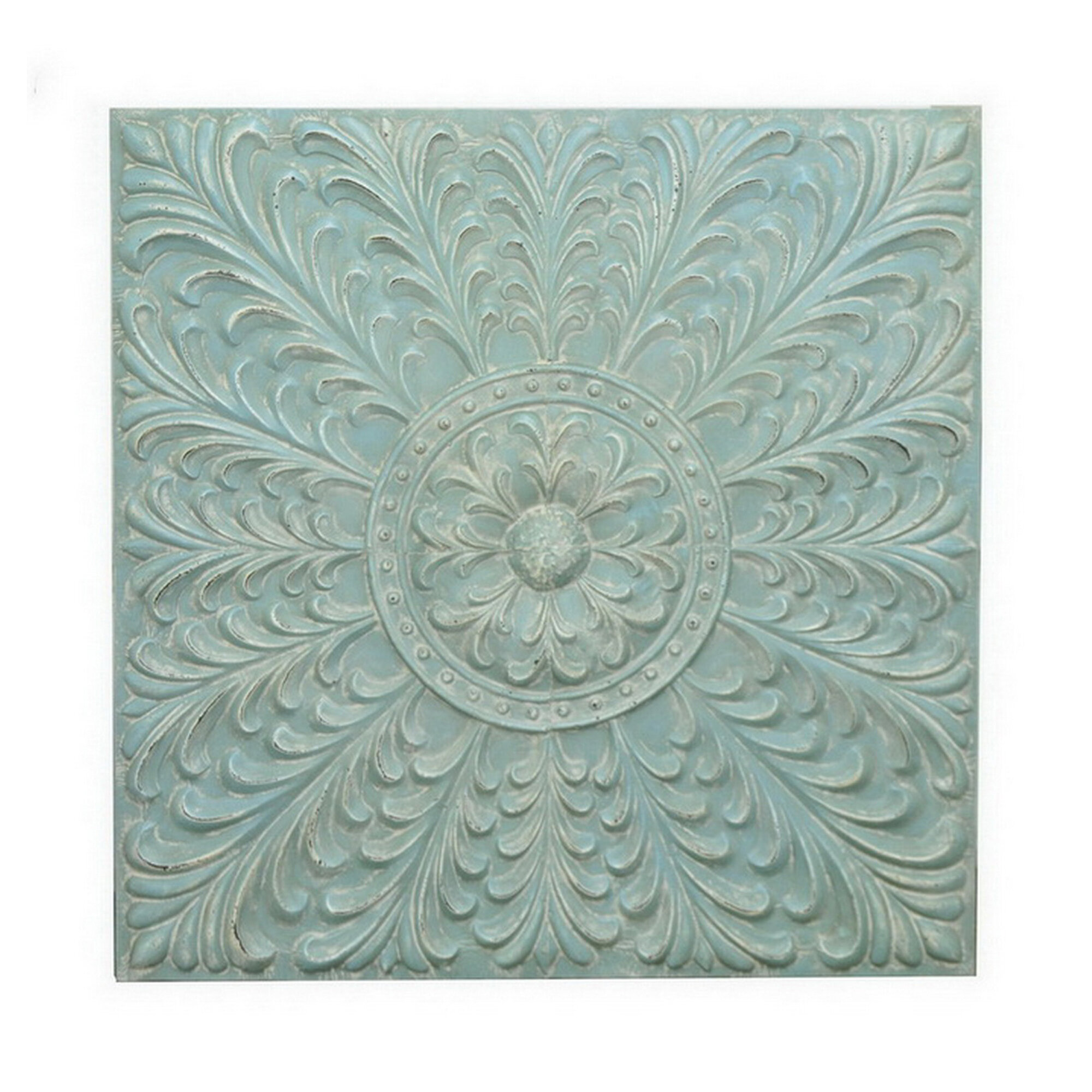 attractive Square Metal Wall Decor Part - 8: Darby Home Co Square Metal Wall Décor | Wayfair