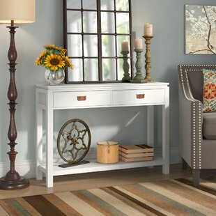 Ratner Console Table By Charlton Home