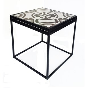Best Reviews Lang Side Table By NMN Designs
