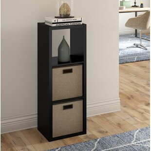 Reviews Decorative Cube Bookcase by ClosetMaid