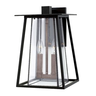 Walker 2-Light Outdoor Wall Lantern