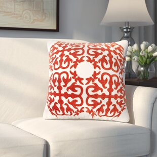 Abbey Embroidery Eastern Throw Pillow
