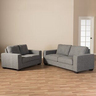 Best Amherst 2 Piece Living Room Set by Latitude Run Reviews (2019) & Buyer's Guide