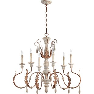 Rosdorf Park Derby 6-Light Chandelier