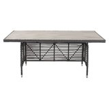 Alisa Rectangular 29.9 inch Table