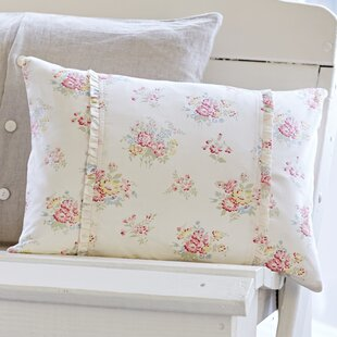 Clovelly Cotton Boudoir Pillow