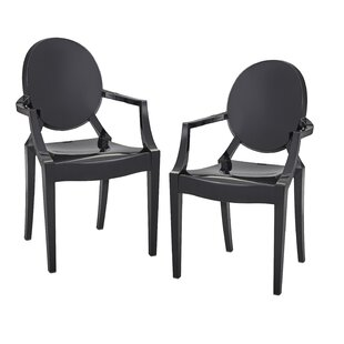 Avalynn Dining Chair (Set of 2) by House of Hampton