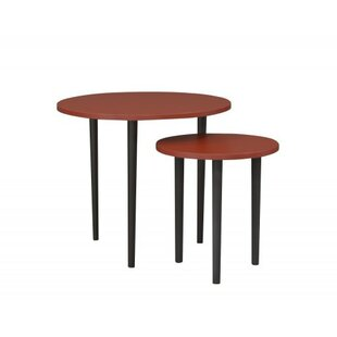 Plum Coffee Table Set By Happy Barok