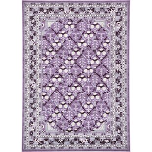Irma Purple Area Rug