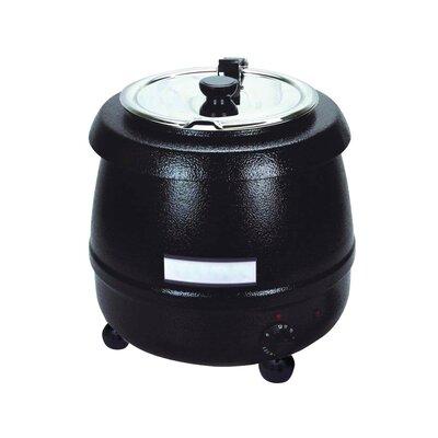 10.56-qt. Soup Pot with Lid -  Eurodib, SB-6000